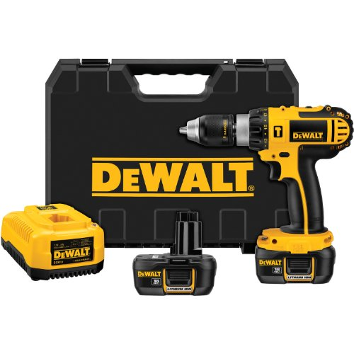 DEWALT DCD775KL 1/2-Inch 18-Volt Cordless Compact Lithium-Io