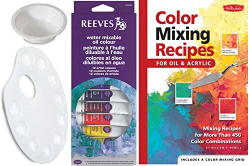 color-mixing-recipes-for-oil-painting-mixing-recipes-450-color-combinations-painting-set-with-book-1