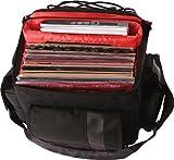 Gator G-CLUB-DJ BAG DJ Bag for 35 LPs and Serato - Style Interface
