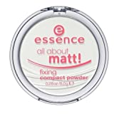 Essence All About Matte Face Pressed Powder - 0.28oz by Illuminations