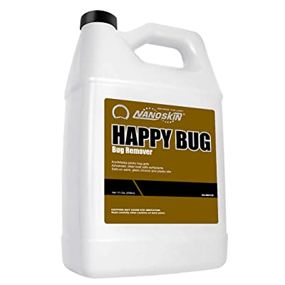 HAPPY BUG Insect Remover [NA-HBG128], 1 Gallons: Automotive