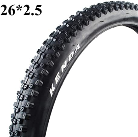 Ligera neumático de la Bicicleta 26 * 26 1,95 2,1 2,35 2,5 Neumáticos Neumáticos Plegables 60TPI Am Bicicleta de montaña MTB Grande Banda de Rodadura Fuerte Control de la Cruz (Color : 26x2.5): Amazon.es: Hogar