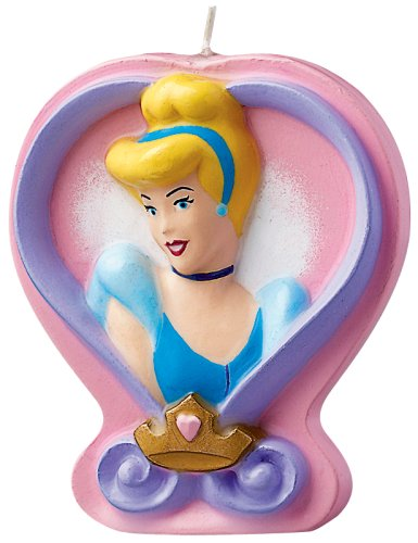 Wilton Disney Princess Cinderella Candle