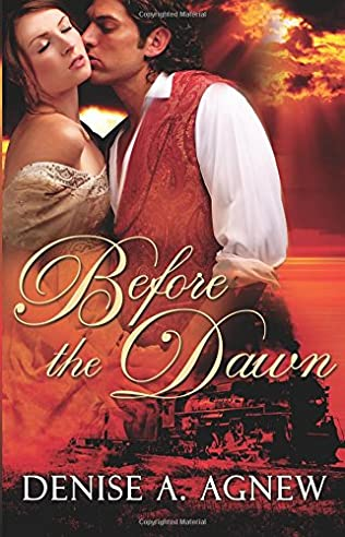 book cover of Before the Dawn