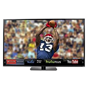 VIZIO E601i-A3 60-inch 1080p Razor LED Smart HDTV (2013 Model)