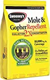 Woodstream S7002-1 Mole & Gopher Repellent, 10-Lbs. - Quantity 4