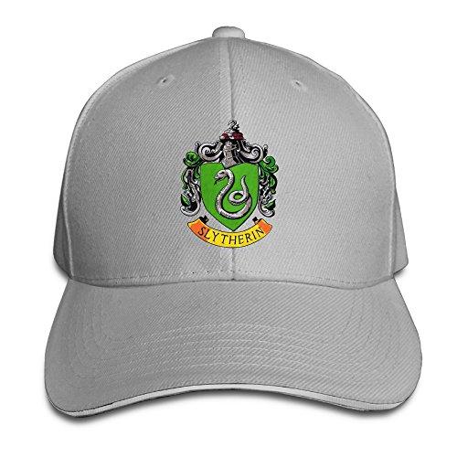 k-fly2-unisex-adjustable-harry-potter-logo-baseball-caps-hat-one-size-ash