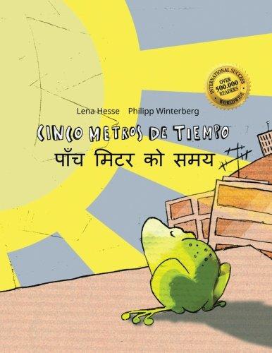Cinco metros de tiempo/Pamca mitara ko samaya: Libro infantil ilustrado español-nepalés/nepalí (Edición bilingüe) (Spanish and Nepali Edition) by CreateSpace Independent Publishing Platform