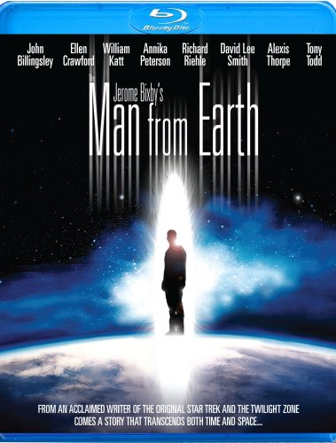 Man From Earth [Blu-ray]