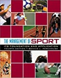 The Management of Sport 4th Edition
