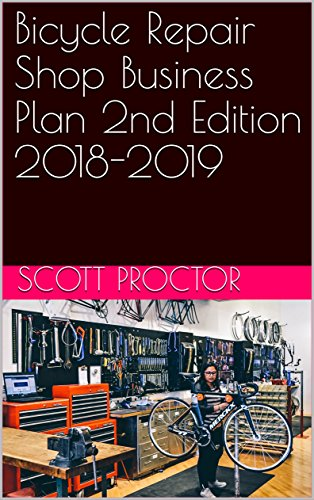 Amazon com: Bicycle Repair Shop Business Plan 2nd Edition