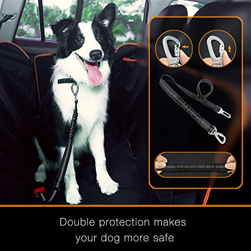 Ibuddy Dog Car Seat Covers For Back Seat Of Cars Trucks
