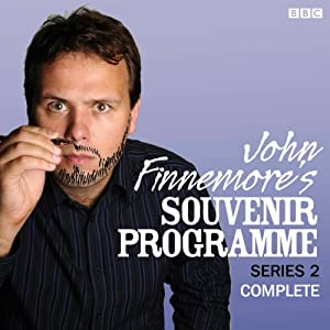 John Finnemore's Souvenir Programme: The Complete Series 2 Hörbuch