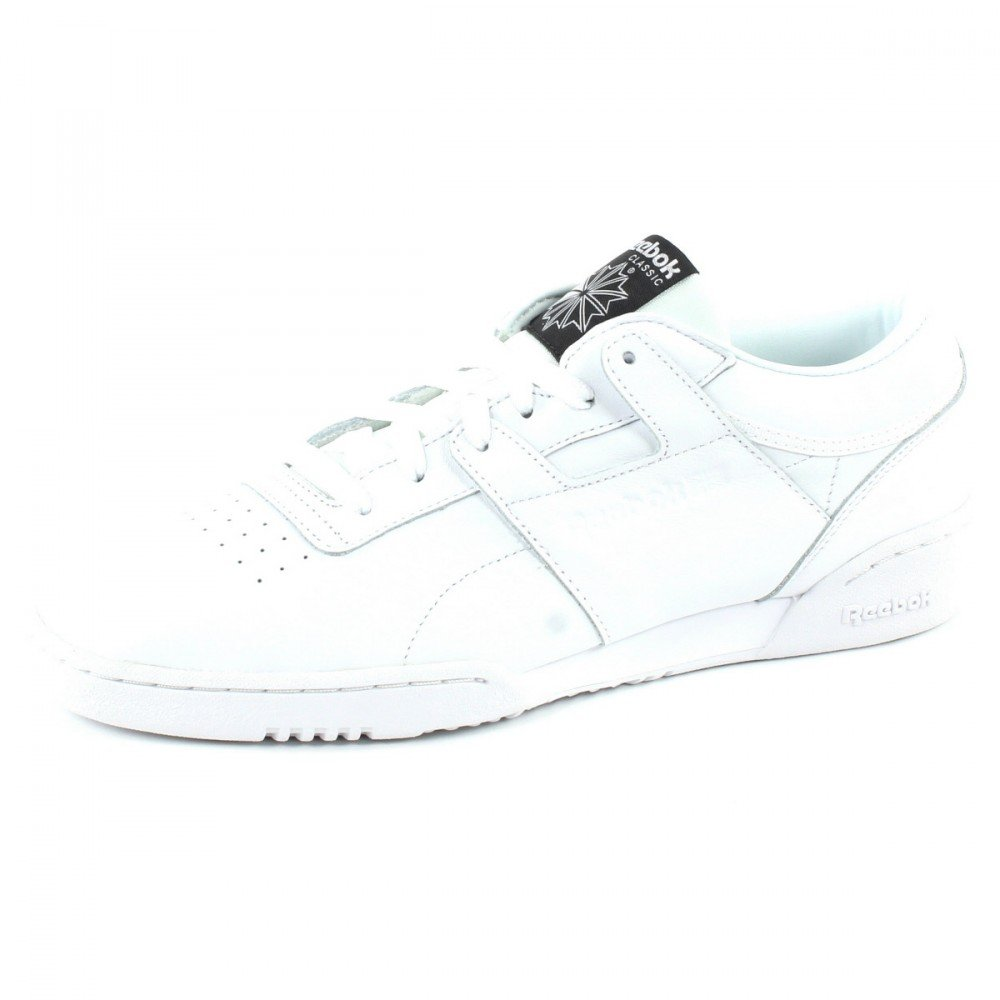 REEBOK Workout Lo Clean ID Turnschuhe Herren