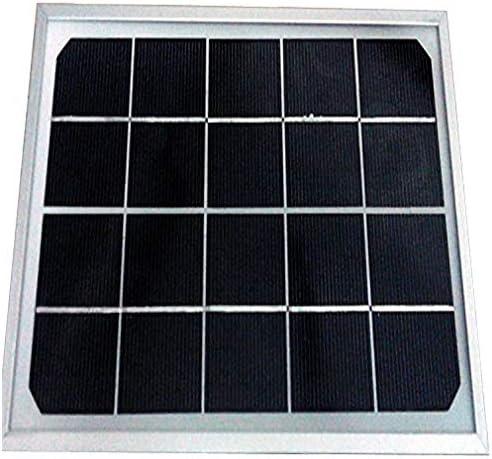 Winnes Ventilador Solar para Ventilador Automático Solar Ventana ...