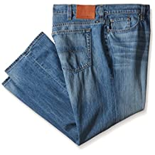 Lucky Brand mens big-tall Big-tall 181 Relaxed Straight-leg Jean in Dellwood