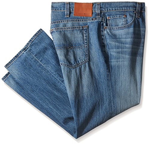 Lucky Brand Men's Big-Tall 181 Relaxed Straight-Leg Jean in Dellwood, Delwood, 48x32 by Lucky Brand