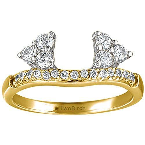 0.54 Ct Radiant Diamond - 4