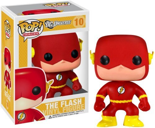 Funko Flash POP Heroes by Funko