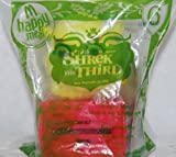 McDonalds Happy Meal 2007 Dreamworks Shrek the Third Ogre Baby Match Up Challenger #6 Toy