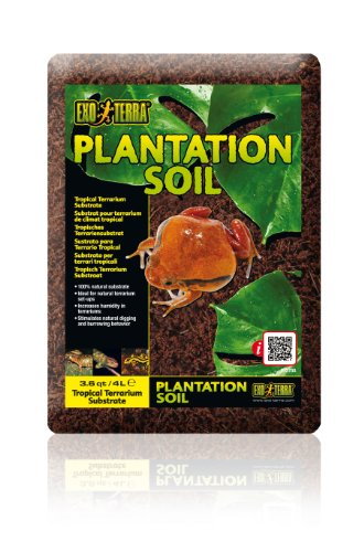 Exo Terra Plantation Soil, 3.6-Quart