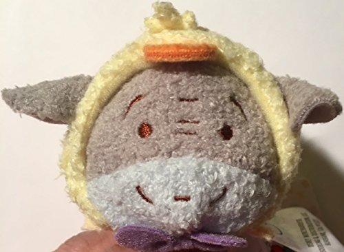 Disney Tsum Tsum Easter Eeyore in Baby Chick Costume (3.5 in plush) ()