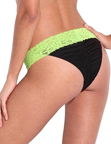 RELLECIGA Womens Cheeky Brazilian Bottoms product image