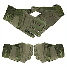 Mingus Full-finger Gloves Fitness Hunting Riding Game Cycling Climbing Outdoor Sports Gloves