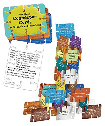 Take-Home Connector Cards (Set of 20) (Group Easy Vbs -