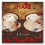 "Share a Random Moment by Rodney White 24""x24"" Art Print Poster African-American"