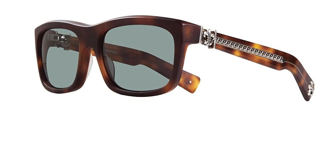 5474d6e6f6 Amazon.com  Chrome Hearts - My Dixadryll - Sunglasses (Matte Butterscotch  Tortoise - Sun