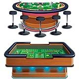 Craps & Blackjack Table Casino Props