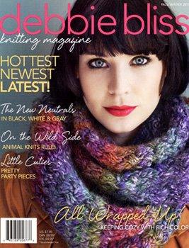 Debbie Bliss Knitting Magazine Fall 2011 ()