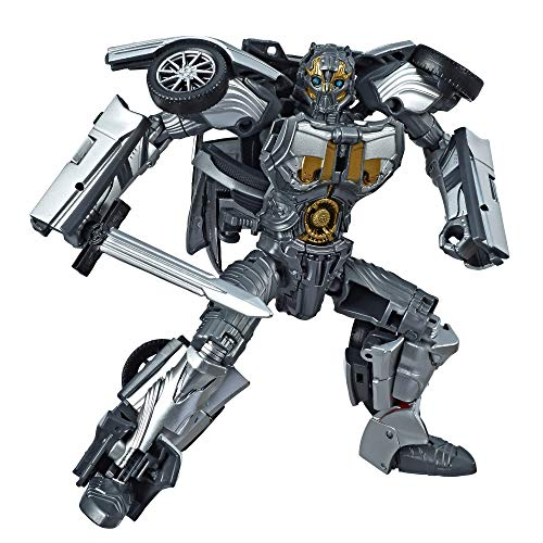 Transformers Cogman Action Figure (Transformers The Last Knight Optimus Prime Kills Bumblebee)