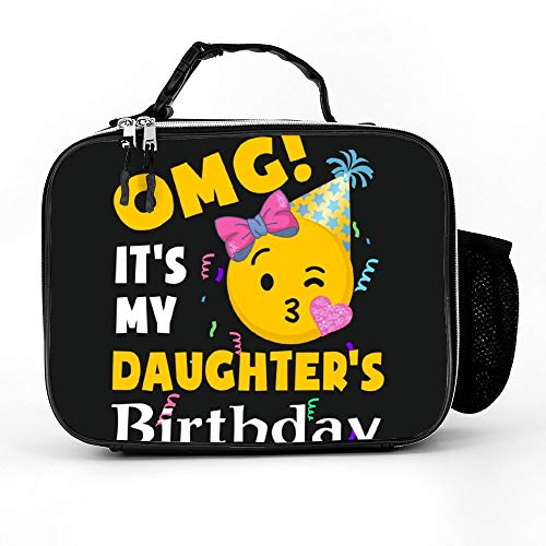 Welkoom Lunch Bag With Omg Its My Daughters