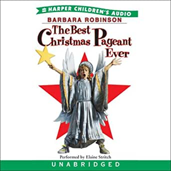 Amazon.com: The Best Christmas Pageant Ever (Audible Audio ...