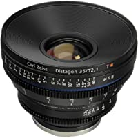 Zeiss Compact Prime CP.2 35mm/T2.1 T* (Feet) Lens with Canon EF EOS Mount