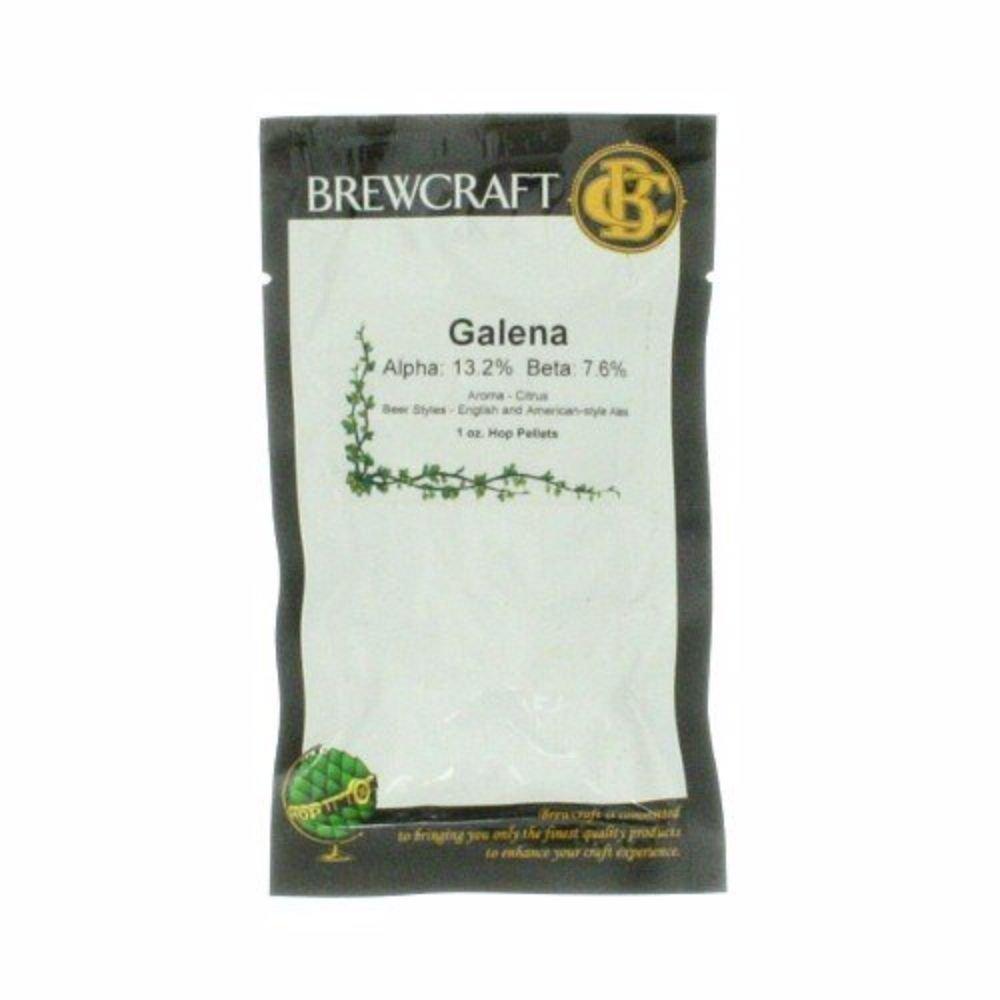 HopUnion Galena Pellet Hops 1 oz. Green HOZQ8-081
