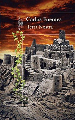Terra Nostra  Spanish Edition