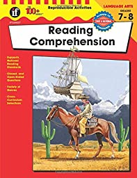 Reading Comprehension, Grades 7 - 8 (The 100+ Series™)