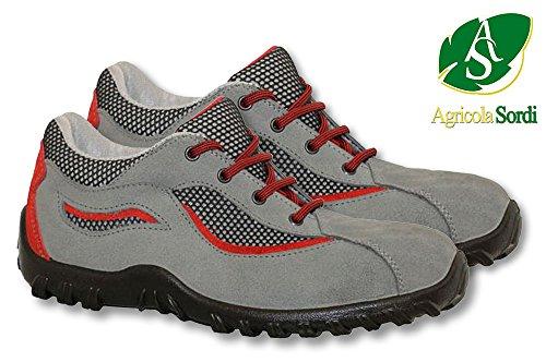 Lewer Vietri S1P zapatos de seguridad de hombre