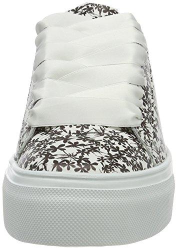 blanc De Schmenger Blanche Chaussures Schuhmanufaktur Semelle Multi Noir Dames Et Grandes Sport Chenil couleur vq4wgg