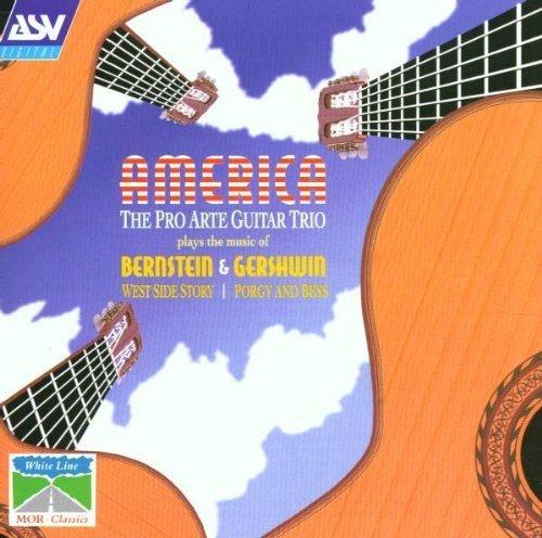 America by Pro-Arte Guitar Trio (Yy Pro)