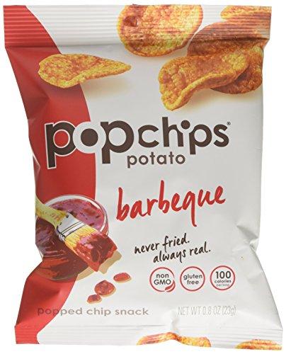 Pop Chips Bbq Potato Chip .8 Oz (Pack of 24) - Pack Of 24 (Chip Pop)