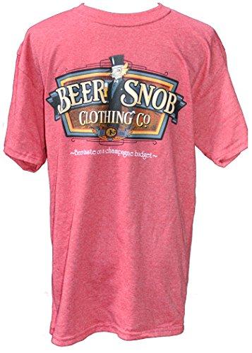craft-beer-t-shirt-beer-snob-fox-mens-m