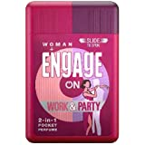 Engage On 2-In-1 Pocket Perfume Woman Work & Party, 28 ml