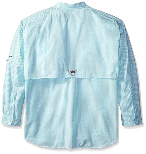 Columbia -  Camicia Casual  - Uomo Blu - Gulf Stream Gingham