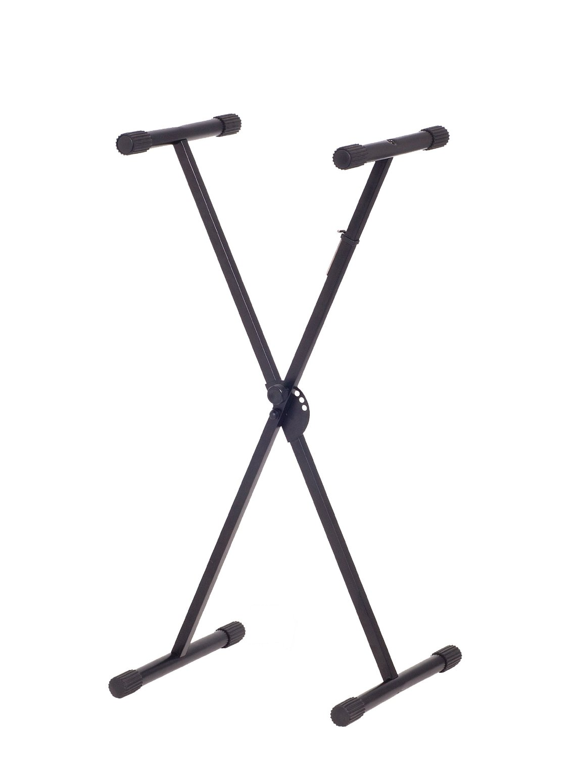 stage rocker powered by hamilton sr524000 single x style keyboard stand black. Black Bedroom Furniture Sets. Home Design Ideas