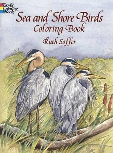 Sea and Shore Birds Coloring Book (Dover Nature Coloring Book)