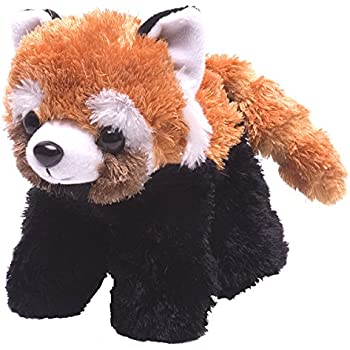 Wild Republic Red Panda Plush, Stuffed Animal, Plush Toy, Gifts for Kids, HugEms 7